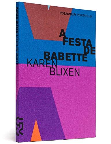 A festa de Babette (Portátil 14), livro de Karen Blixen