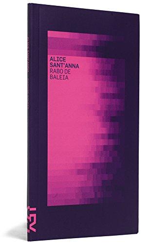 Rabo de baleia, livro de Alice Sant'Anna