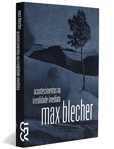 Acontecimentos na irrealidade imediata, livro de Max Blecher