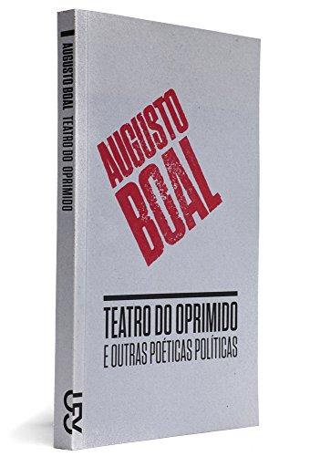 Teatro do oprimido, livro de Augusto Boal