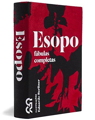 Esopo - fábulas completas, livro de Esopo