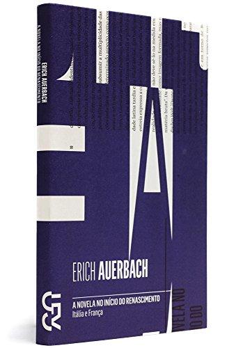 A novela no início do Renascimento - Itália e França, livro de Erich Auerbach