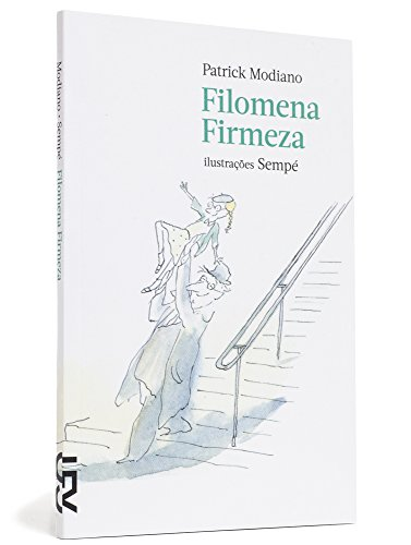 Filomena firmeza, livro de Patrick Modiano, Sempé