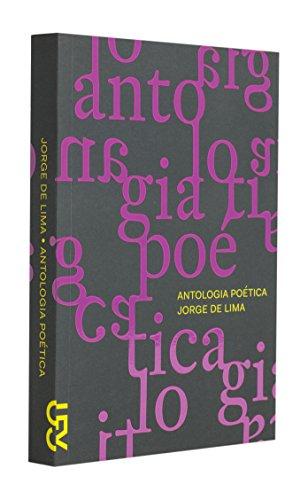 Antologia poética - Jorge de Lima, livro de Jorge de Lima