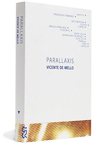 Parallaxis, livro de Vicente de Mello