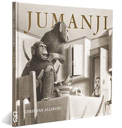 Jumanji, livro de Chris Van Allsburg
