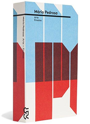 Arte - Ensaios, livro de Mário Pedrosa