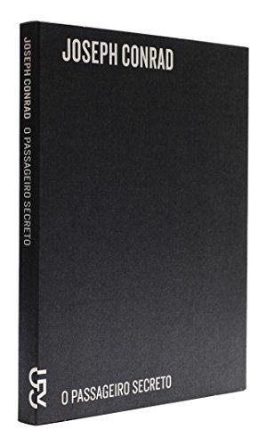 O passageiro secreto, livro de Joseph Conrad