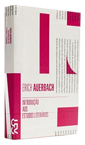 Introdução aos estudos literários, livro de Erich Auerbach