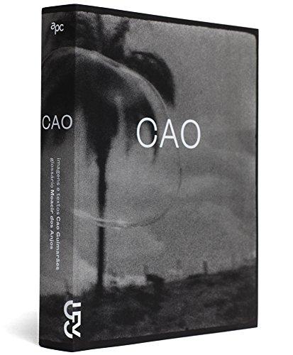 Cao – Cao Guimarães, livro de Cao Guimarães