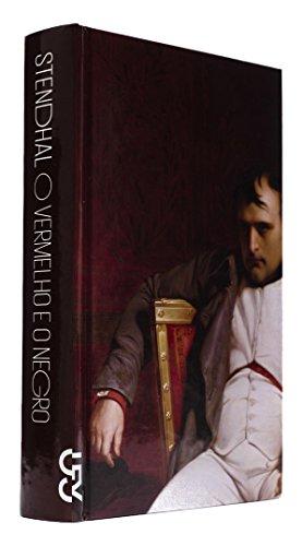 O vermelho e o negro, livro de Stendhal