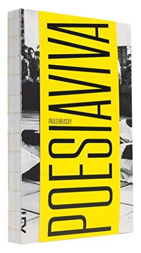 Poesia viva, livro de Paulo Bruscky