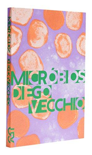 Micróbios, livro de Diego Vecchio