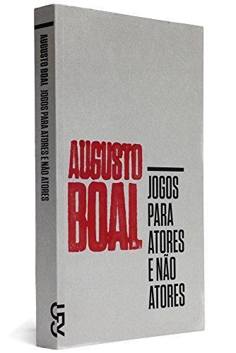 Jogos para atores e não atores, livro de Augusto Boal