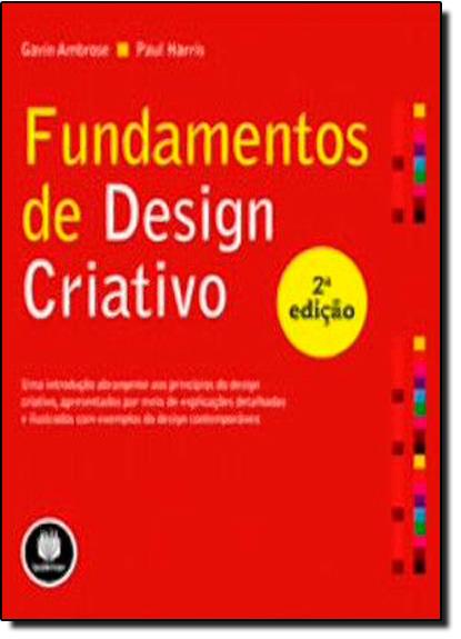 Fundamentos de Design Criativo, livro de Gavin Ambrose