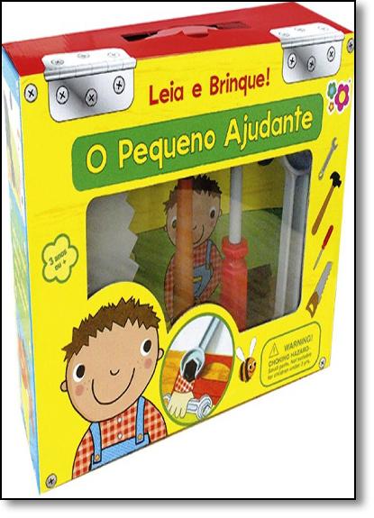 Pequeno Ajudante, O, livro de Viviane C. Vicenti