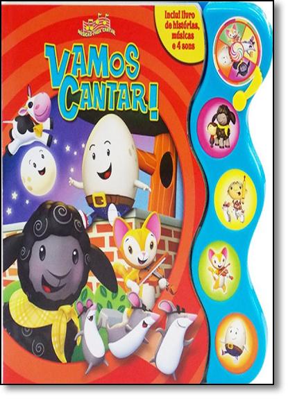Vamos Cantar, livro de Editora Vale das Letras