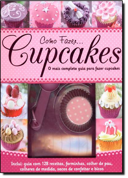 Como Fazer... Cupcakes, livro de Vale das Letras