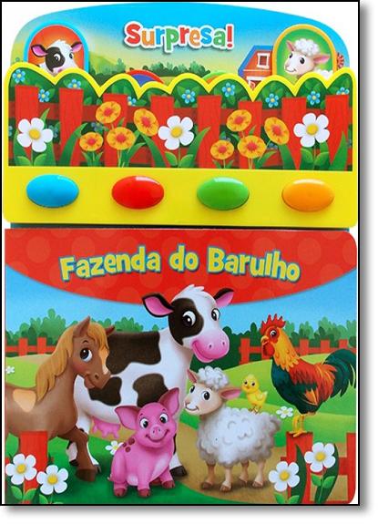 Fazenda do Barulho - Surpresa!, livro de Editora Vale das Letras