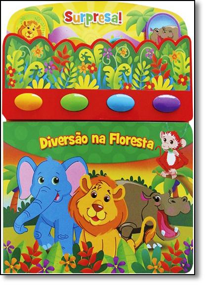 Diversão na Floresta - Surpresa, livro de Editora Vale das Letras