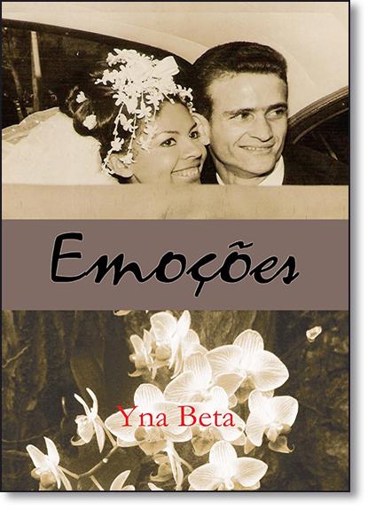 Emoções, livro de Yna Beta