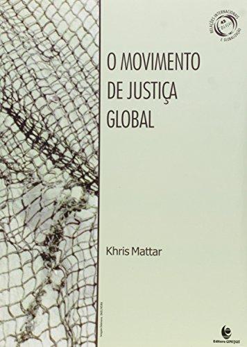 Movimento de Justiça Global, O, livro de Khris Mattar
