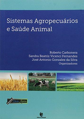 Sistemas Agropecuários e Saúde Animal, livro de Roberto Carbonera