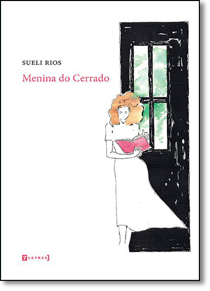 Menina do Cerrado, livro de Sueli Rios