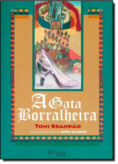 Gata Borralheira, A, livro de Toni Brandao