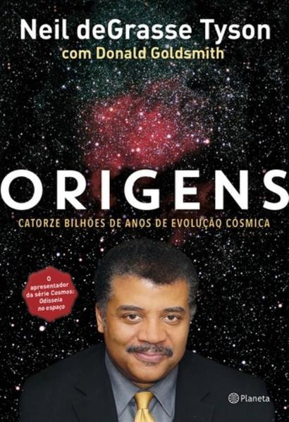 Origens, livro de Neil deGrasse Tyson