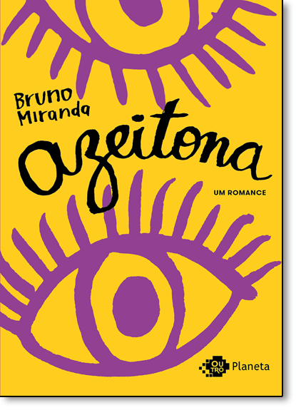 Azeitona, livro de Bruno Miranda
