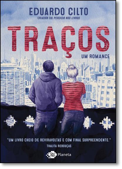 Traços, livro de Eduardo Cilto