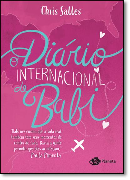 Diário Internacional de Babi, O, livro de Chris Salles
