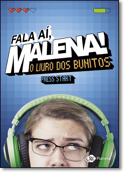 Fala Aí, Malena, livro de Malena