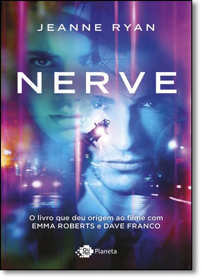 Nerve., livro de Jeanne Ryan