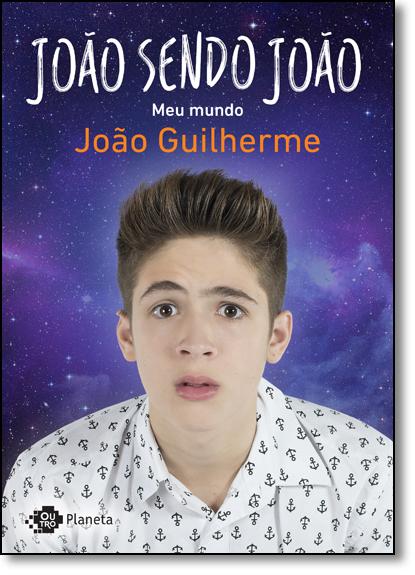 João Sendo João: Meu Mundo, livro de João Guilherme