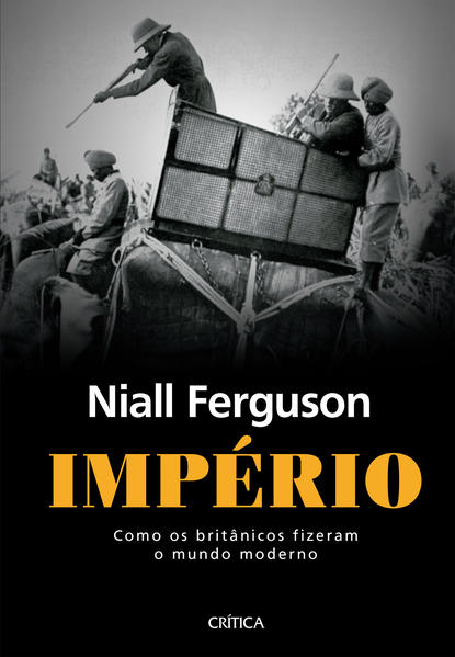 Império 2º edição, livro de Niall Ferguson