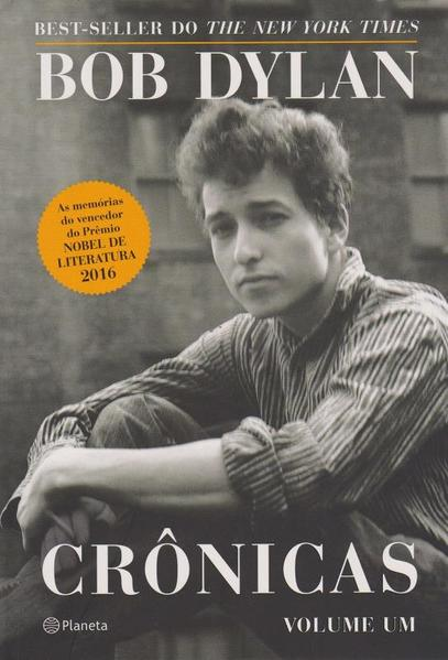 Crônicas - Vol.1, livro de Bob Dylan