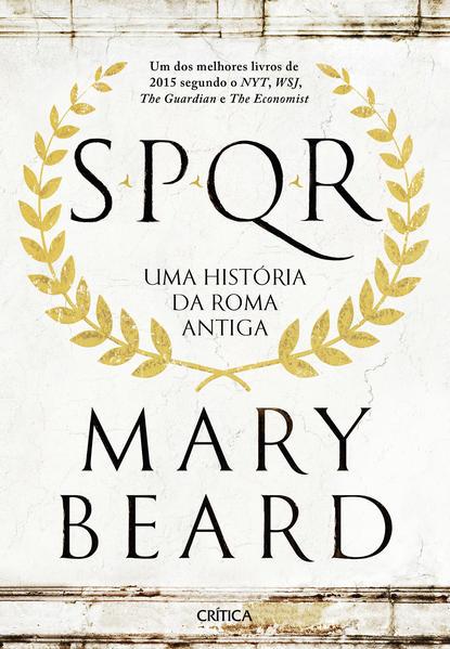 SPQR, livro de Mary Beard