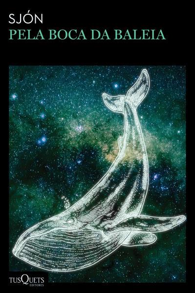 Pela boca da baleia, livro de Sjón