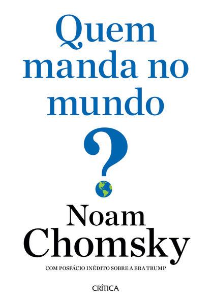 Quem Manda no Mundo?, livro de Noam Chomsky