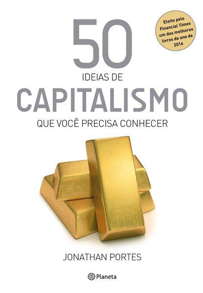 50 ideias de capitalismo, livro de Jonathan Portes