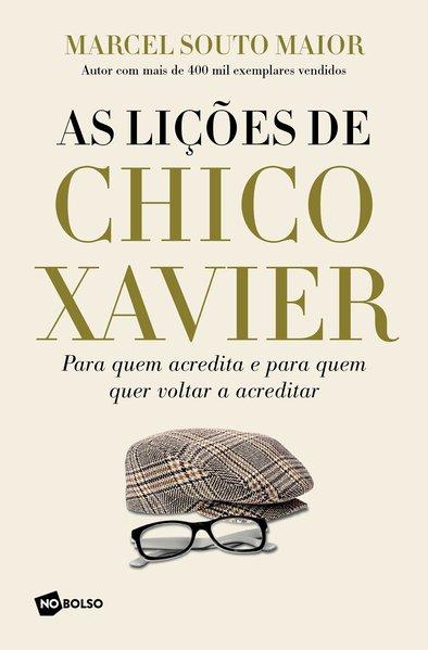 Pocket - As lições de Chico Xavier - 5º edição, livro de Marcel Souto Maior