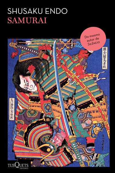Samurai, livro de Shusaku Endo