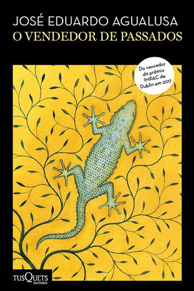 O vendedor de passados, livro de José Eduardo Agualusa