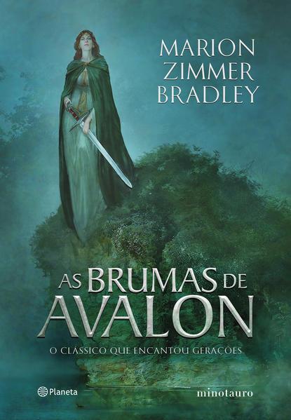 As brumas de Avalon, livro de Marion Zimmer Bradley