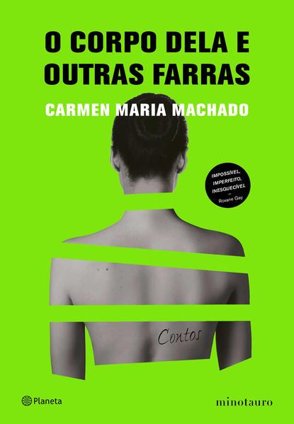 O corpo dela e outras farras, livro de Carmen Maria Machado