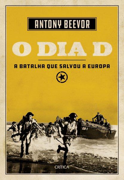 O Dia D, livro de Antony Beevor