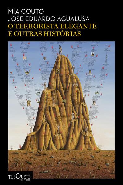 O terrorista elegante e outras histórias, livro de Mia Couto, José Eduardo Agualusa