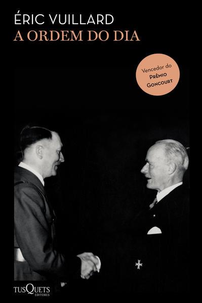 A ordem do dia, livro de Éric Vuillard